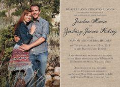 29 Best Burlap Wedding Invitations Images Burlap Wedding