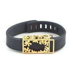 gold Matisse slide Fitbit Flex accessory van bytten op Etsy