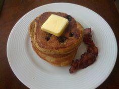 paleo coconut flour waffles and pancakes