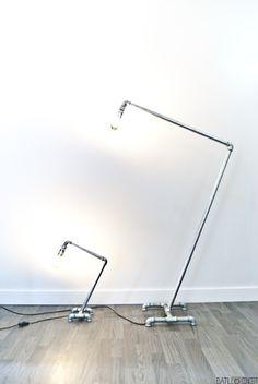 Roshe & Roshe XL Pipe Lamps | Batlló Concept