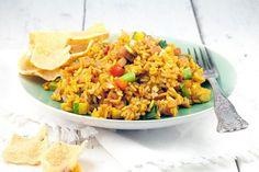 Easy nasi goreng