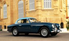 The Aston Martin is one of the most elegant grand tourer supercars available. Available in a couple or convertible The Aston Martin has it all. Classic Aston Martin, Aston Martin Lagonda, Aston Martin Cars, True Car, Commercial Vehicle, Hot Cars, Vintage Cars, Super Cars, Convertible