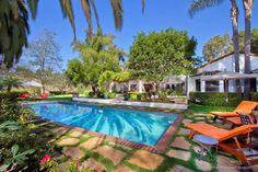 love this landscape around pool