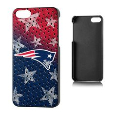 Team Pro Mark Licensed NFL New England Patriots Slim Series Protector Case for Apple iPhone 5/5S, Price: 	$10.58