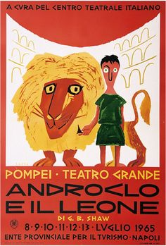 Mario Puppo's theatrical posters. www.italianways.com/mario-puppos-theater-posters-and-arenas/
