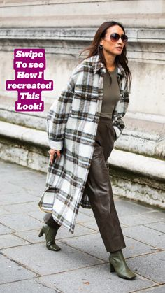 Winter Mode Outfits, Winter Fashion Outfits, Winter Outfits, Autumn Fashion, Casual Outfits, Spring Fashion, La Fashion Week, Look Fashion, Daily Fashion