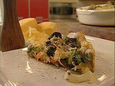 Recetas | Tartas saladas | Utilisima.com