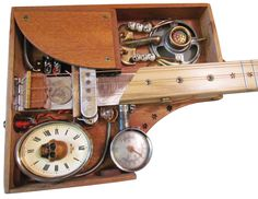 steampunk cigar box guitar - Google Search