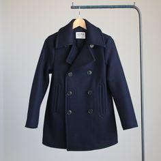 P-Coat #navy