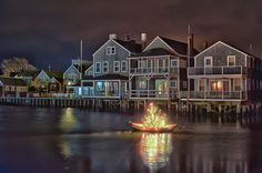 https://flic.kr/p/91TJPj | Nantucket Noel