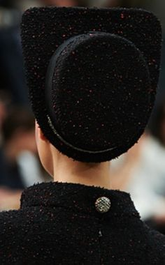 Chanel Details - Couture Fall/Winter 2013/2014