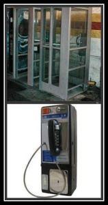 pay telephones
