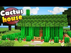 "http://minecraftstream.com/minecraft-tutorials/minecraft-how-to-build-a-cactus-house-easy-house-tutorial/ - Minecraft: How to Build a Cactus House - Easy House Tutorial ➜Minecraft: How to Make a Cactus House Tutorial ➜Thumbs up^^ & Subscribe for more =) ►http://goo.gl/q4AtTD ➜Download houses from my website: http://billionblocks.com ➜Download My Texture pack: http://billionblocks.com Called ""FlowsHD"" ➜Download My Shader pack:..."