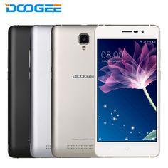 Original Doogee X10 Mobile Phone 5.0inch 512MB RAM 8GB ROM MTK6570 Dual Core Android 6.0 Camera 5.0MP Battery 3360mAh Smartphone