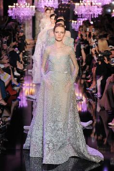 Elie Saab Haute Couture Fall Winter 2014/2015