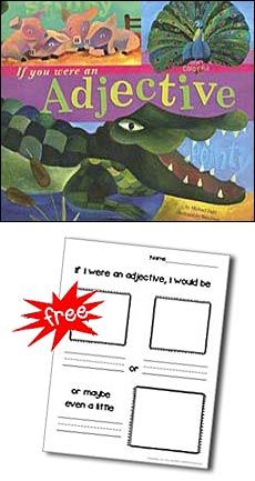 cute and fun for teaching adjectives