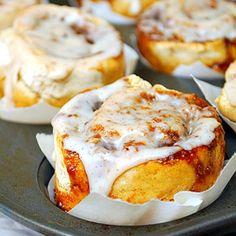Caramel Pecan Bun Muffins - My Honeys Place