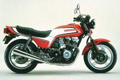 CB 900FC Bol D'or, 1982
