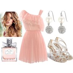 Romantic Ruffles, created by qtpiekelso on Polyvore