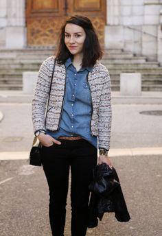 Le bazar d'Alison - Blog Mode d'une Lyonnaise: Conflictuel