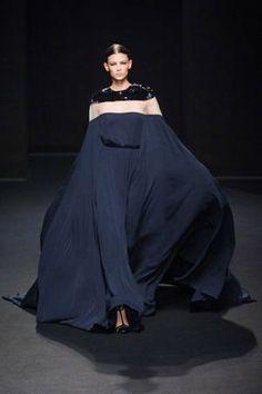 la robe de stéphane rollandhaute couture automne-hiver 2013-2014