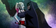 Screencap from the trailer for the new animated series starring the one and only Harley Quinn, coming to DC Universe 2019 Kaley Cuoco, Lake Bell, Harley Quinn, Breaking Bad, Dc Universe, Robin Damian Wayne, Joker, Mike Tyson Mysteries, Hugo Strange