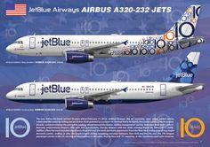 JetBlue A320-200