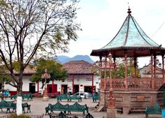 Santa Clara del Cobre Michoacan México