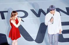 Chanyeol and Wendy
