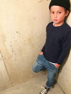UNIQLOのニット・セーターを使ったtokyonhのコーディネートです。WEARはモデル・俳優・ショップスタッフなどの着こなしをチェックできるファッションコーディネートサイトです。