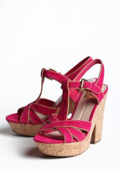 Taiga Wedge By DV By Dolce Vita | Modern Vintage Shoes ~so nice for summer