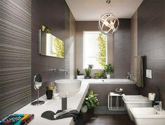 Banheiros decorados: 30 ideias originais para você se inspirar