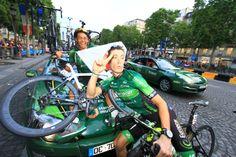 Le Tour de France 2014 Parade
