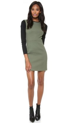 Perfect dress for fall