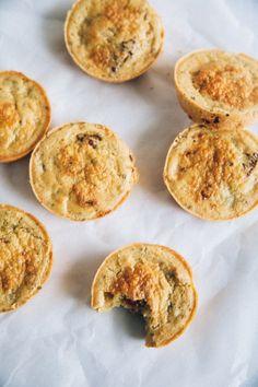 35-Calorie Mini Vegan Quiches - Wallflower Kitchen