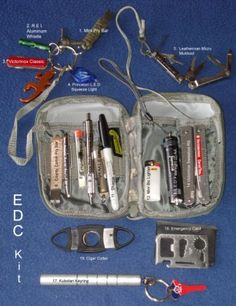 Episode 73 Every Day Carry and the Bug Out Bag........I'm one of those type of women, that always has everything in my purse. Little did I know there was a propper name for people like me...I'm a Prepper! Always try to be prepared for any emergency.