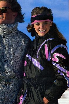 Best ski fashion from the 80's | Retro ski clothing | SKI Magazine (a favourite fashion and style repin of www.vipfashionaustralia.com )