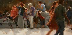 Sarah Kidner - canadian painter