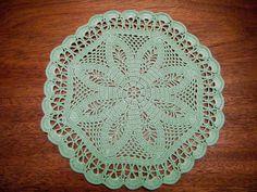 Ravelry: Spring Flower Doily pattern by Patrizia Pisani. Free Pattern