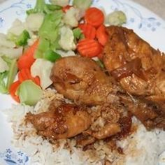 Famous Chicken Adobo Allrecipes.com