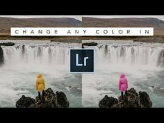 There are a lot of times when you might want to change the color of something in an image, whether it's clothing, the sky, or something else. This great tutorial will show you how to do just that using only Lightroom.