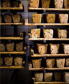 Loaves of bread. via Pia Jane Bijkerk