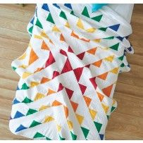 Rain-Boom! Quilt Digital Pattern