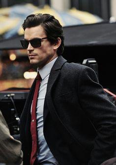 Matt Bomer..beautiful but he's not Christian Grey.