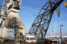 Industriekultur im Museumshafen Hamburg Veddel, Foto Birgit Puck, Website, Text und Social Media