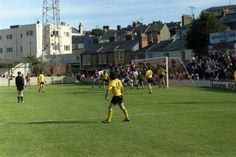 Weymouth FC's old ground by Steve Daniels, via Geograph