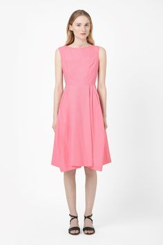 COS | Fitted cotton dress