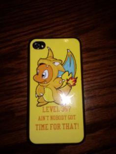 Pokemon phone case. The art used was from http://suta-raito.com/pokemonimages