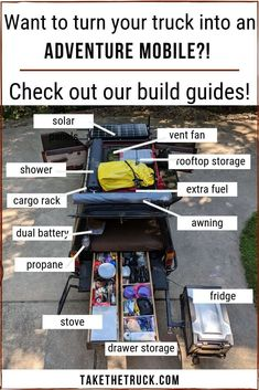 Build the Ultimate Truck Shell Camping and Budget Overland Rig Pickup Camping, Truck Bed Camping, Camping Meals, Camping Hacks, Truck Shells, Truck Camper Shells, Best Truck Camper, Diy Camper, Camper Ideas
