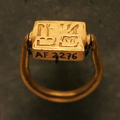 swivel ring? via el hieroglyph tumblr